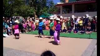 Thai Farmer Dance