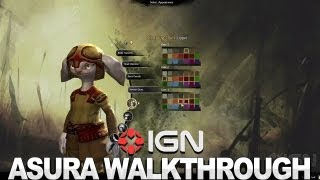 Guild Wars 2 - Playing the Asura