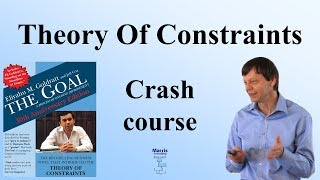 Theory of Constraints crash course by Philip Marris