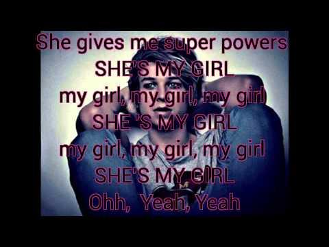 Tom J Williams - My Girl (lyrics)