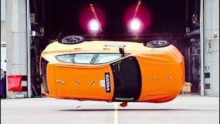 2018 Volvo XC60 CRASH Testing - Safety Information New Car 2018