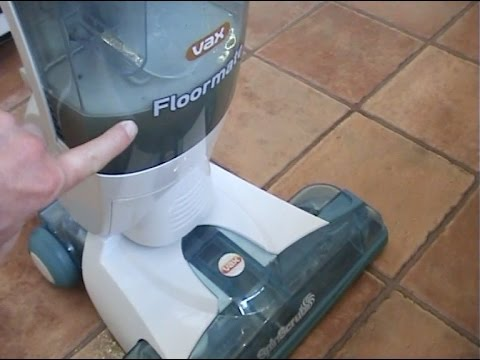 Vax Floormate Hard Floor Cleaner Review Amp Demonstration