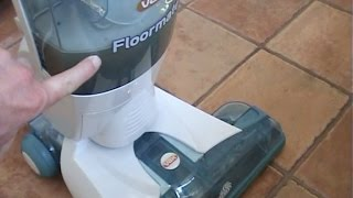 Vax Floormate Hard Floor Cleaner Review and Demonstration