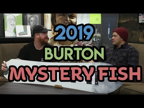 2019 Burton FT Mystery Fish Snowboard Review