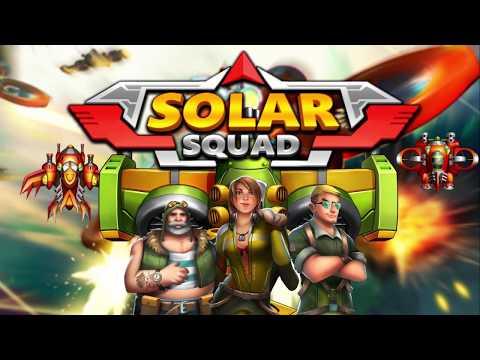 Solar Squad Trailer