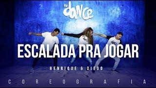 Escalada pra Jogar - Henrique & Diego | FitDance TV (Coreografia) Dance Video