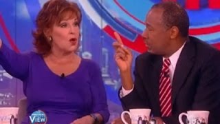 THE VIEW GETS RILED UP OVER BEN CARSON'S COMMENTS!