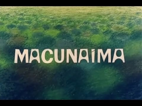 Trailer do filme Macunaíma