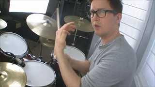 Drum Rudiment Combo #1 - Nick's Drum Lessons