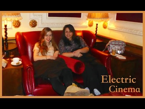 Electric Cinema - Vlog 2015