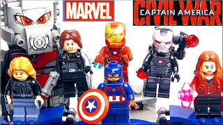 LEGO Super Heroes Сражение в аэропорту (Airport Battle) 76051. Обзор конструктора Лего Супергерои