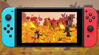Portal Knights | Retail Trailer | Nintendo Switch | Deutsch