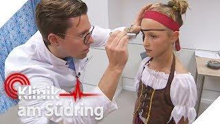 Eigenartige Anfälle: Mädchen (9) bekommt nichts von der Außenwelt mit | Klinik am Südring | SAT.1 TV
