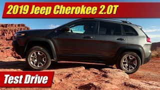 2019 Jeep Cherokee Trailhawk 2.0T: Test Drive
