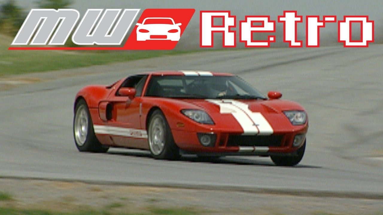 Ford Gt Mustang Gt Retro Review