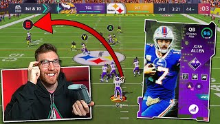This Josh Allen is the new best QB in the game... Inside The Mind [Madden 21 Ultimate Team Gameplay]
