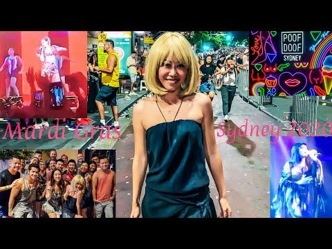 Mardi Gras Sydney 2020 Vlog I Parade I Ivy Poof Doof I The After Party