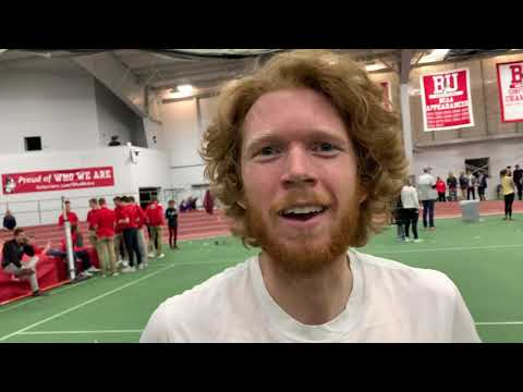 Tyler Day After Running 13:16.95 American Collegiate Record At BU
