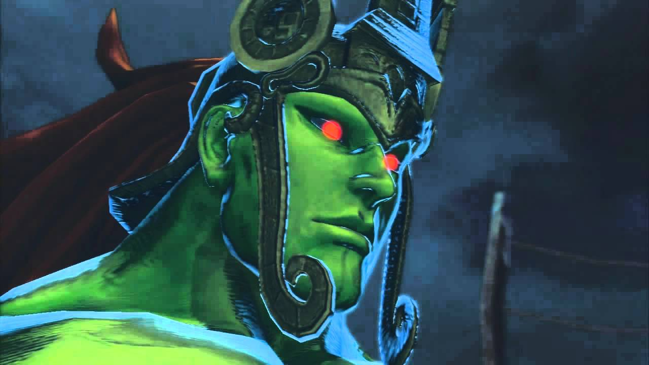 Street Fighter X Tekken - Ogre Boss Theme