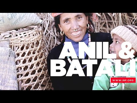 Nutrition Story - Anil & Batali Pariyar - International Nepal Fellowship  [INF]