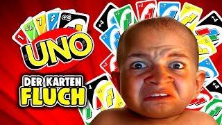 HWSQ #56 - Der Karten Fluch   UNO Deutsch