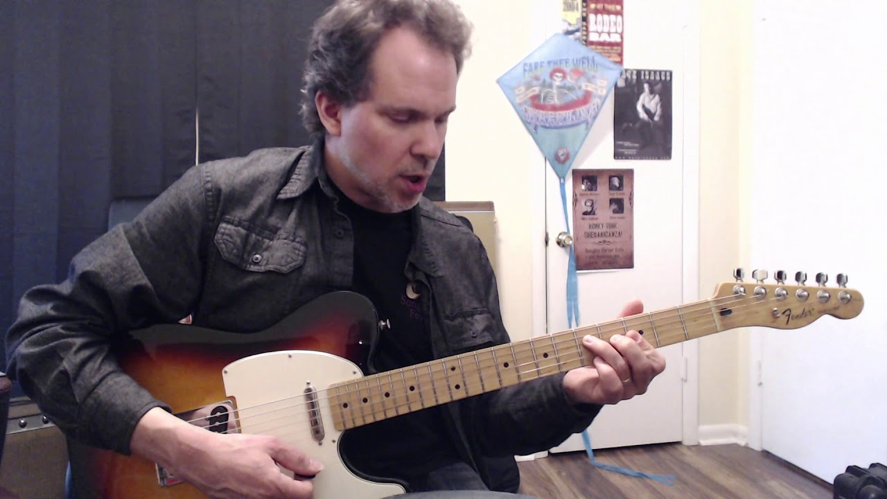 Essential Songs for ELECTRIC guitar: Soul Man - YouTube
