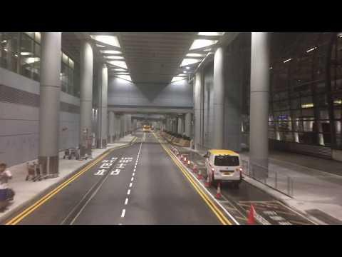 CTB 8062 SV1924@N11 機場(地面運輸中心)>中環(港澳碼頭)