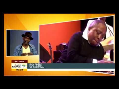 Ray Phiri on Mornng Live