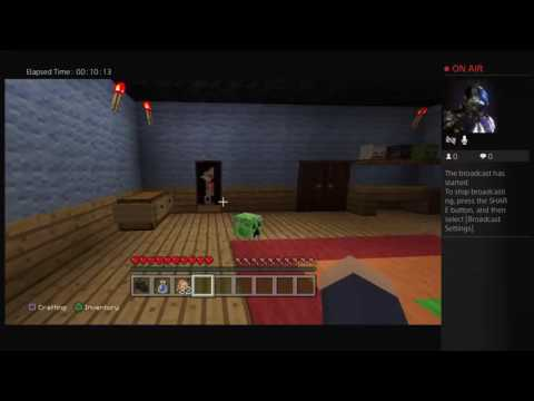 (Minecraft) roleplaying five nights at Jacobs house with Hayden
