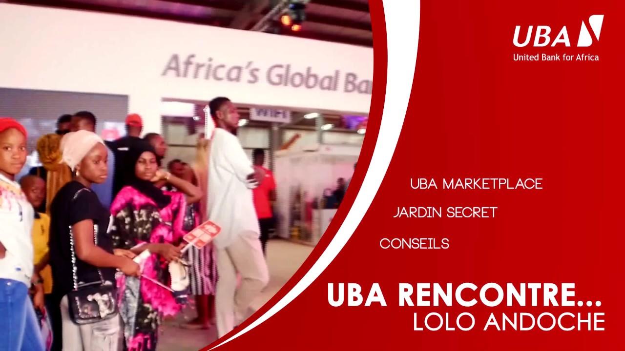 Teaser UBA Rencontre...LOLO ANDOCHE