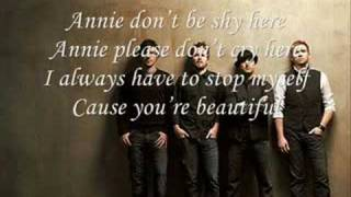 Annie- by SafetySuit (with lyrics)
