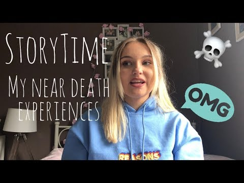 Storytime📚My Near Death Experiences 💀