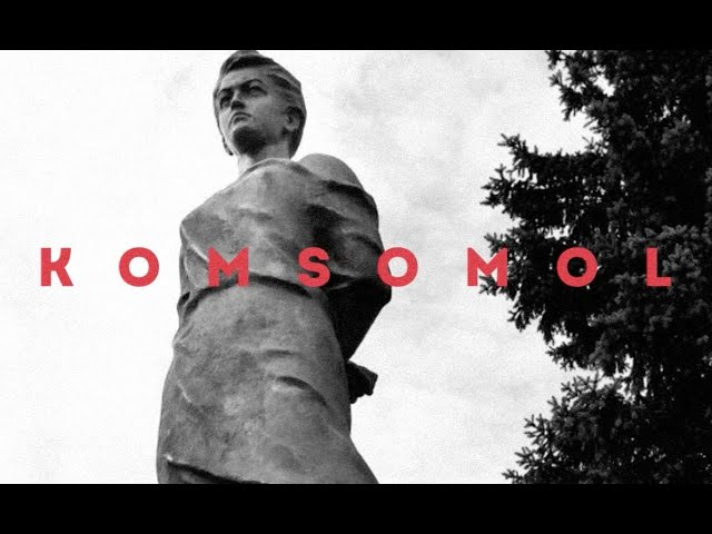 FUTURO TERROR | KOMSOMOL | LETRA VIDEO