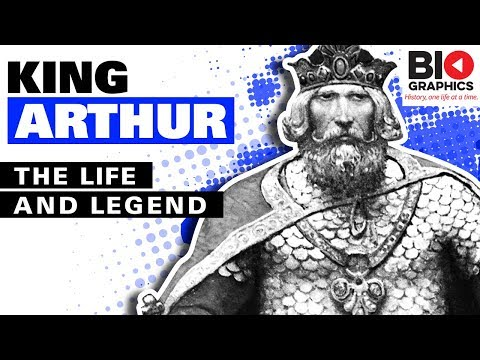 King Arthur: The Life and Legend