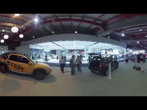 360 Video Renault Johannesburg Motor Show