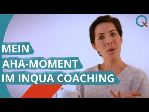 Mein Aha-Moment im Coaching // INQUA Kundin Stefanie Fröhlich berichtet
