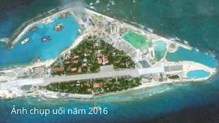 Đảo Trường Sa Lớn Việt Nam hoàn thành mở rộng và sân bay 1300m