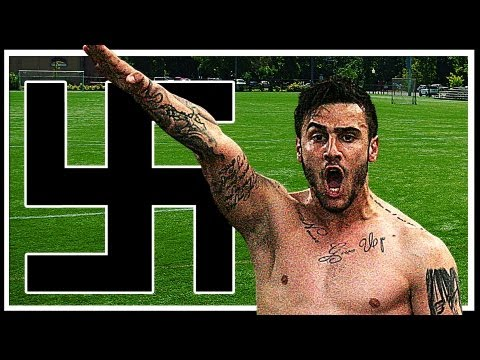Nazi Salute from Greek Soccer Player