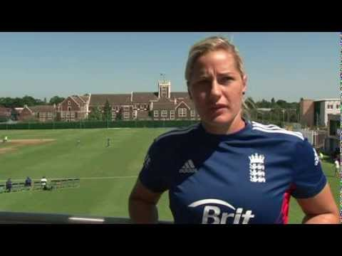 Rise to the top - Katherine Brunt