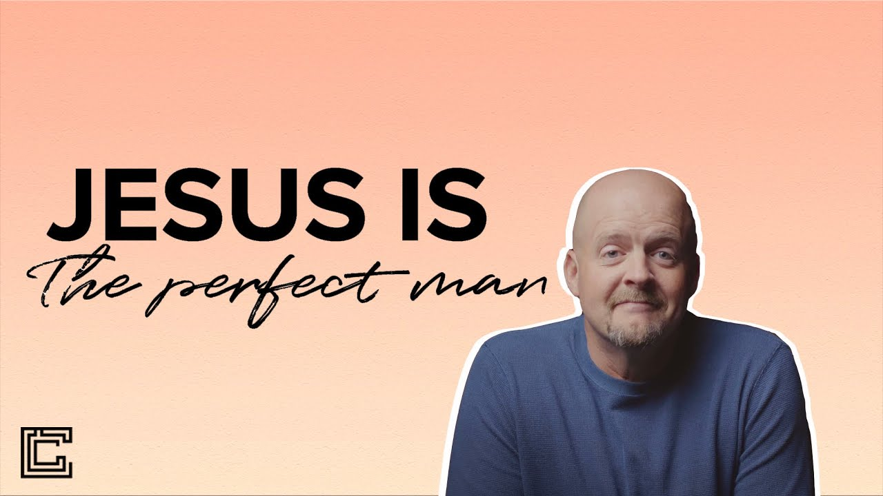 Jesus is MAN. (Week 3) - Message Only
