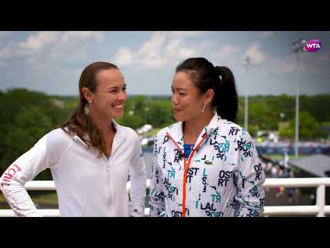 2017 Porsche Race to Singapore Contenders: Martina Hingis and Chan Yung-Jan