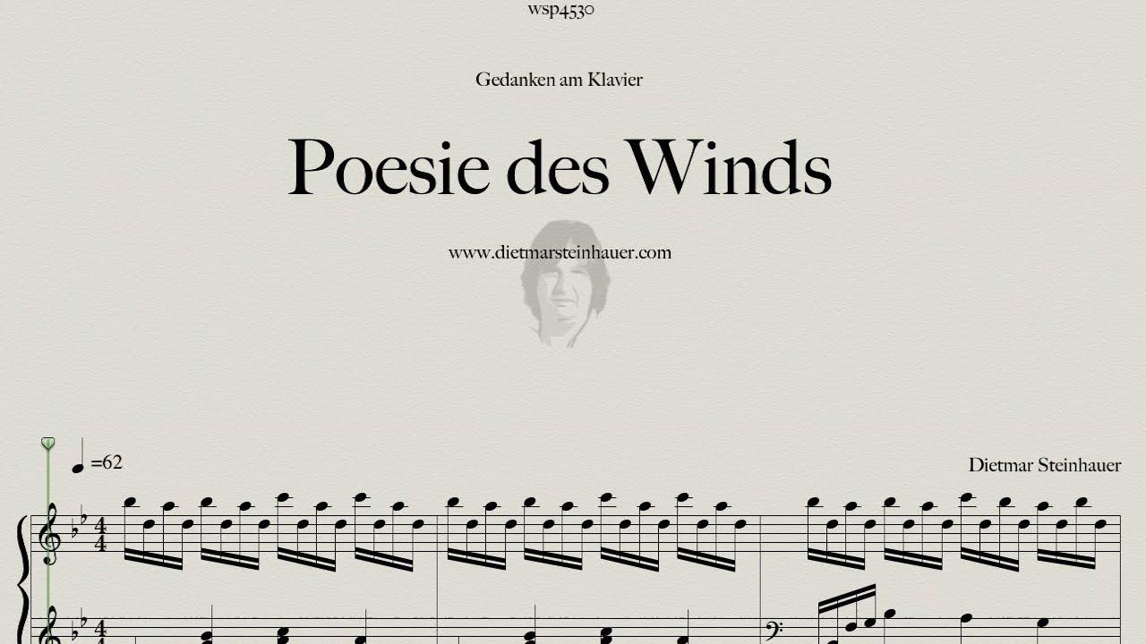 Poesie des winds youtube for Dietmar steinhauer