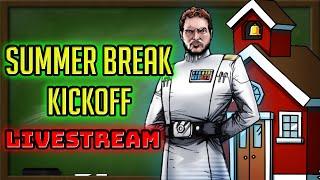 Summer Break Livestream Fun in Arena w/ Ahnald | Star Wars: Galaxy of Heroes