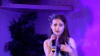 "Minnie Riperton "" Lovin You : 11 year old Alexis Clare McKinnon ,Music One"