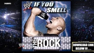 "WWE: ""If You Smell"" (The Rock) Theme Song + AE (Arena Effect)"