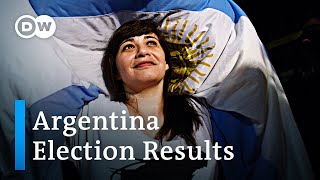 Argentina election: What does the Peronist win mean for the country? | DW News