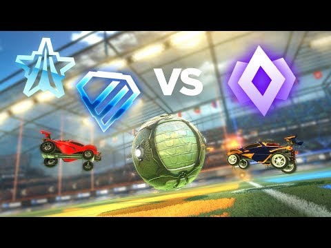 Can platinum players beat champs? What diamond/plat vs champ looks like