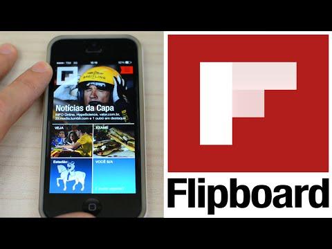 Flipboard - Aplicativo de notícias