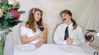 A VERY NORMAL WEDDING TOAST - SKETCH COMEDY