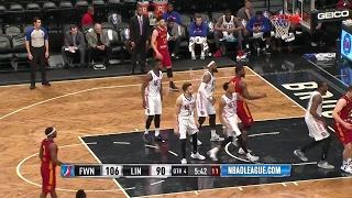 Highlights: Cliff Alexander (29 points)  vs. the Mad Ants, 3/28/2017